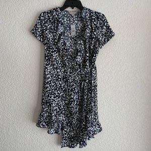 Loft Petite Wrap Dress